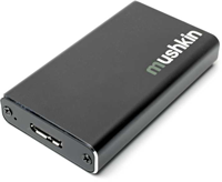 Mushkin Enhanced Atlas FLUX USB 3.0 mSATA III SSD Enclosure Kit (AT-ENCKIT)
