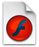 Flash document icon