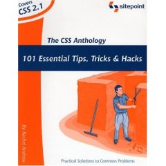 The CSS Anthology Book